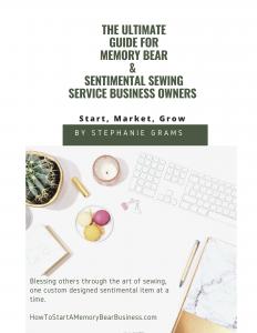memory bear business