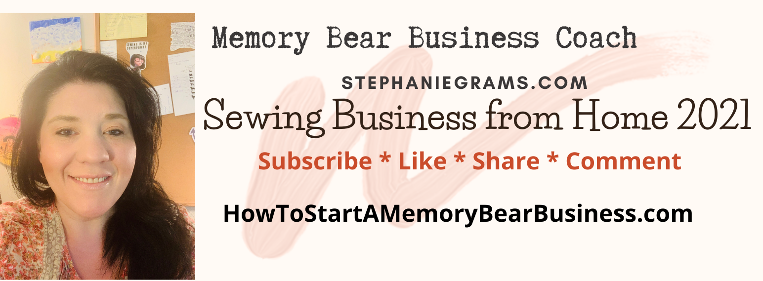 Memory Bears by Stephanie