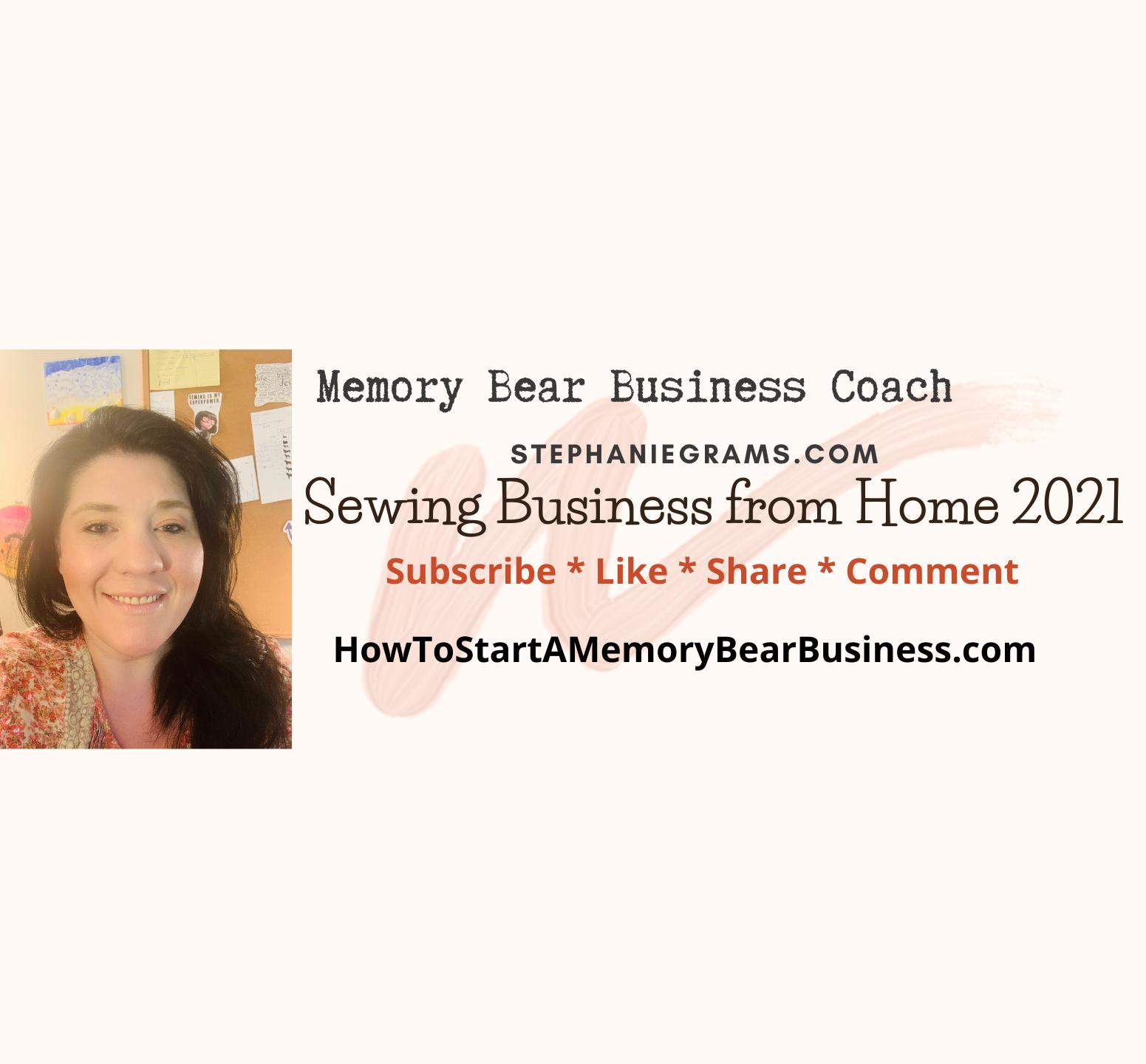 Memory Bears by Stephanie